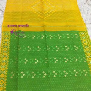 Dhakai Jamdani from online
