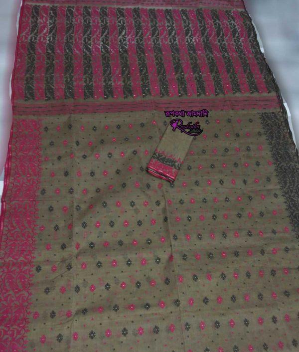 Exclusive Cotton Dhakai